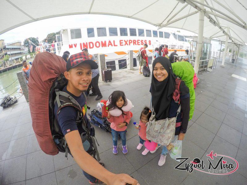 Malaysian Family Travel Kembara Raya ke Kuok