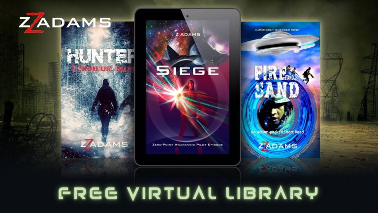ZZ Adams Free Library, free stories for you!