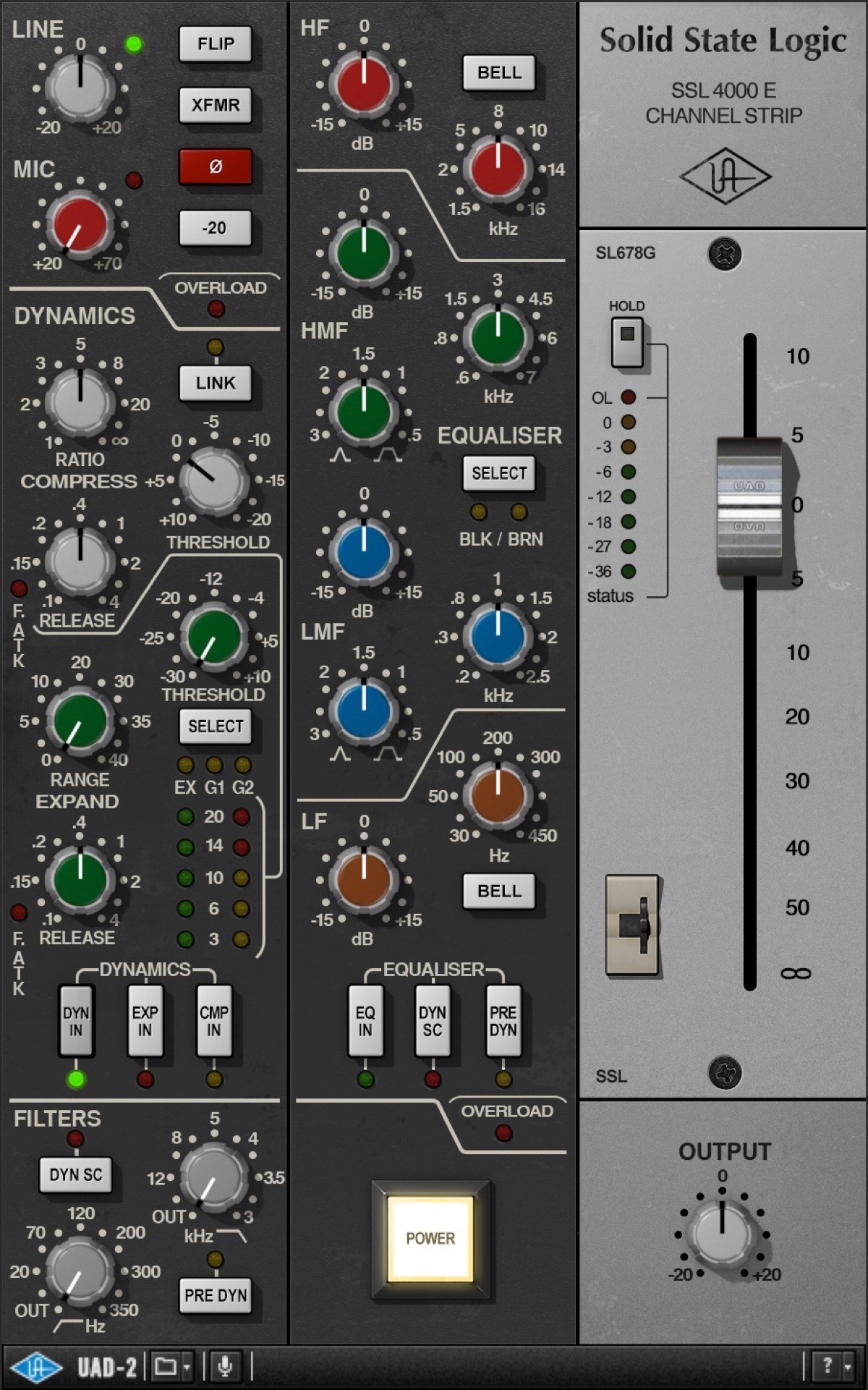 Waves SSL G-EQUALIZER EQ 4000 Audio Software Plug-in NEW