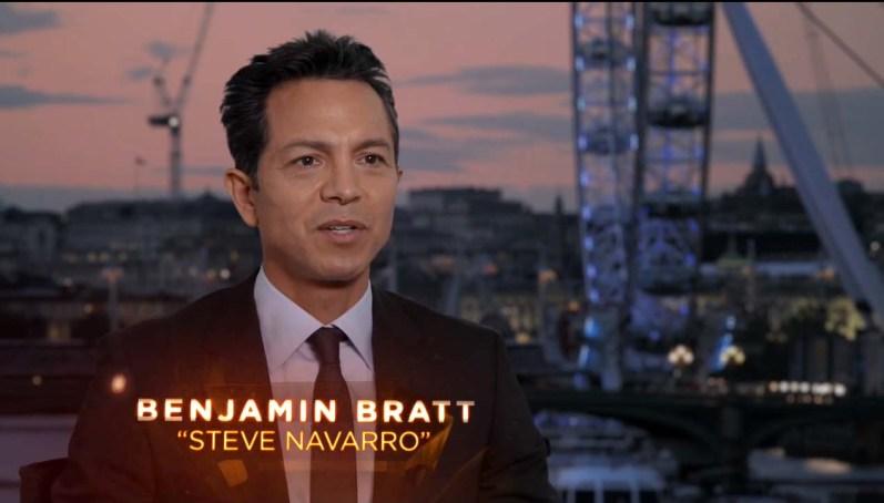 Benjamin Bratt (Steve Navarro)
