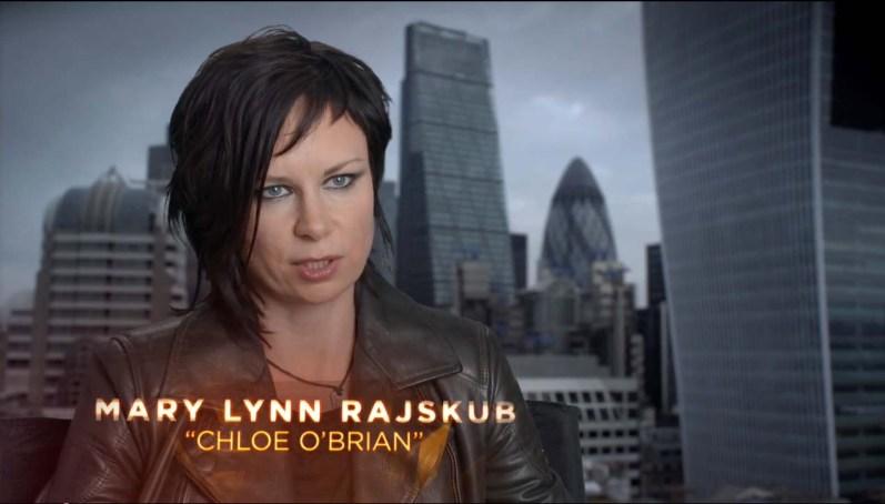 Mary Lynn Rajskub (Chloe O'Brian)
