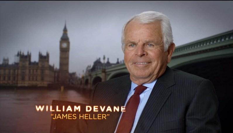 William Devane (James Heller)