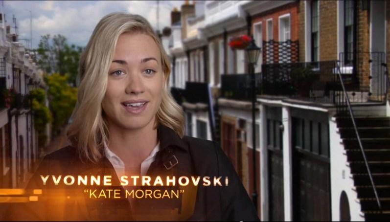 Yvonne Strahovski (Kate Morgan)