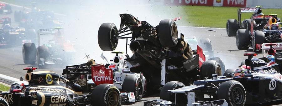 Spa-crash